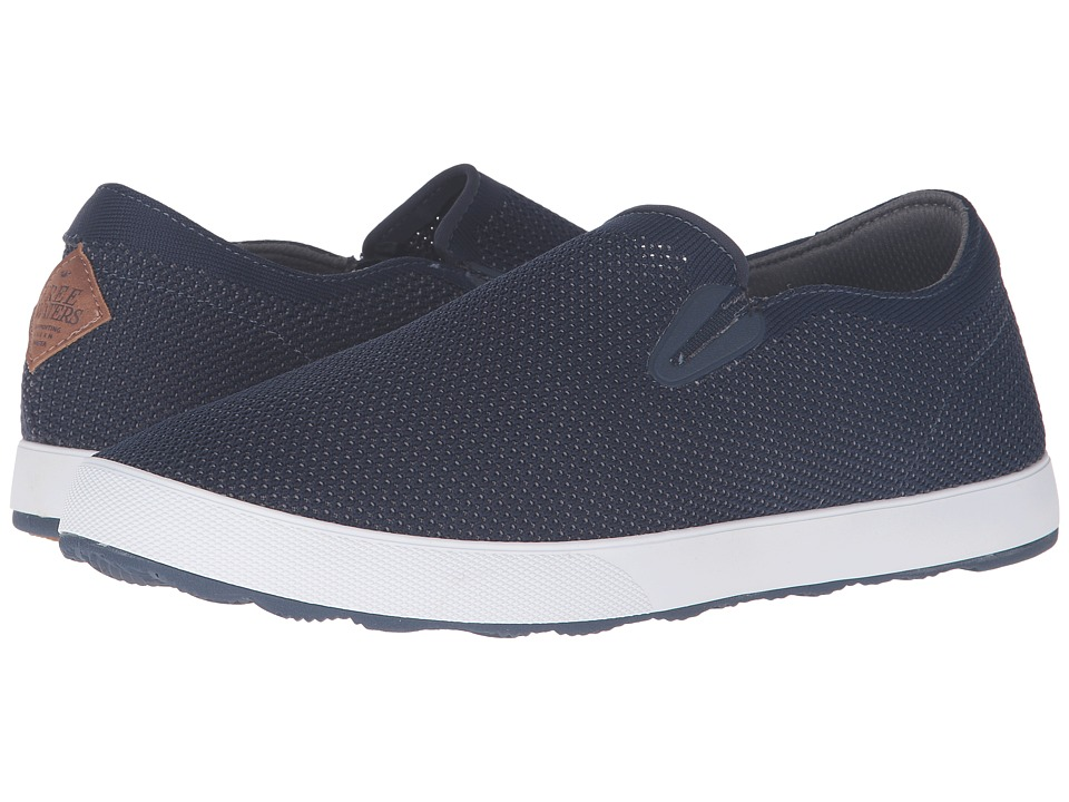 Freewaters Sky Slip-On Knit (Navy) Men