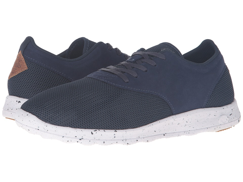 Freewaters - Sky Trainer Mesh (Navy) Men's Shoes
