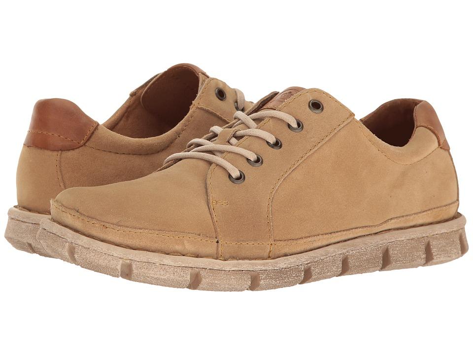 Born - Salem (Natural Suede) Men's Lace up casual Shoes