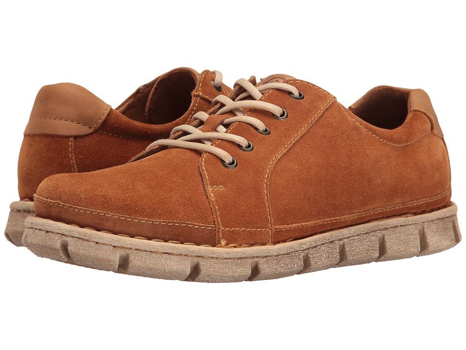 Born - Salem (Rust Suede) Men's Lace up casual Shoes