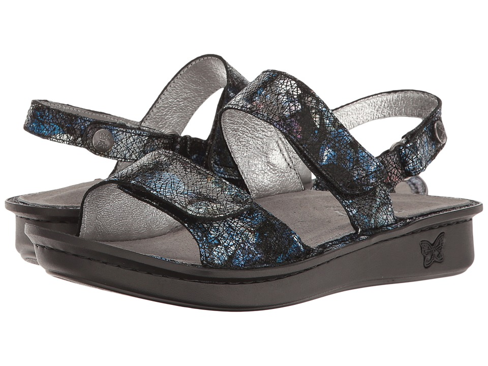 Alegria - Verona (Quarry Crackle) Women's Sandals