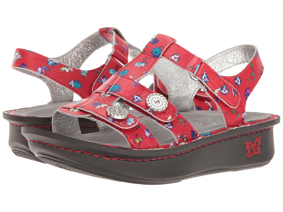 Alegria - Kleo (Red Buds) Women's Sandals