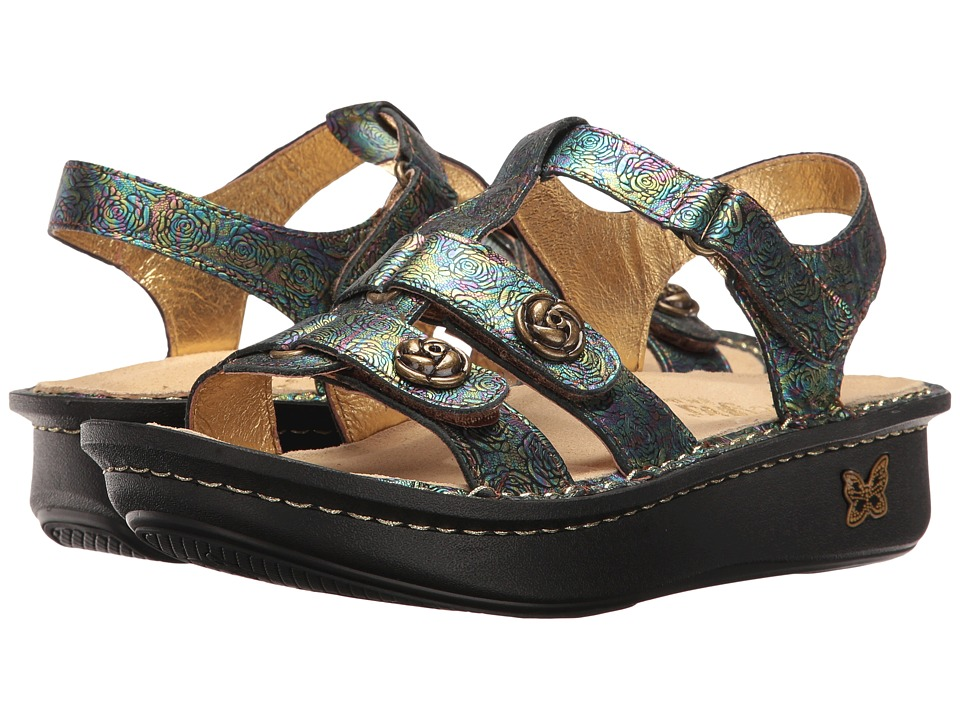 Alegria - Kleo (Abalone Rose) Women's Sandals
