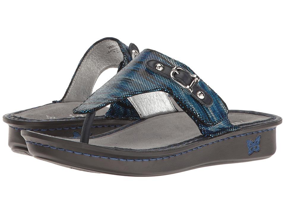 Alegria - Vanessa (Wavy Navy) Women's Sandals