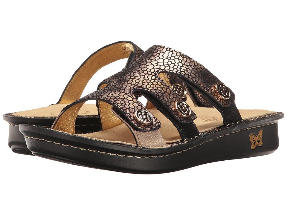 Alegria - Venice (Bronze Mosaic) Women's Sandals