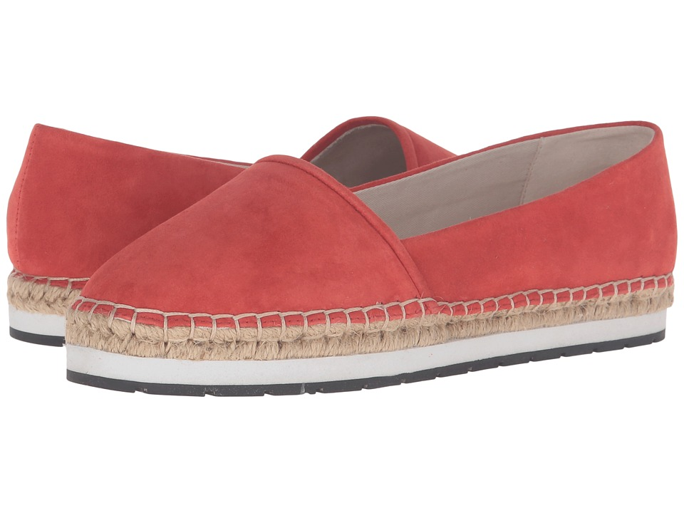 Kenneth Cole New York - Cara (Tomato Suede) Women's Shoes