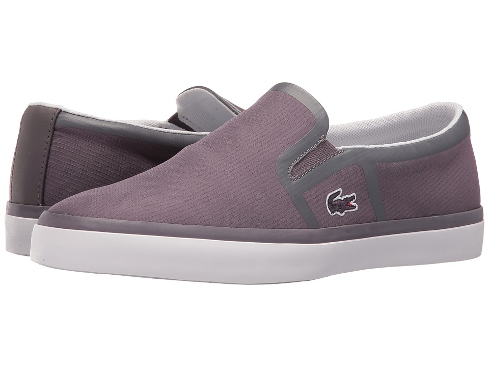 Lacoste Gazon 416 2 (Dark Grey) Women