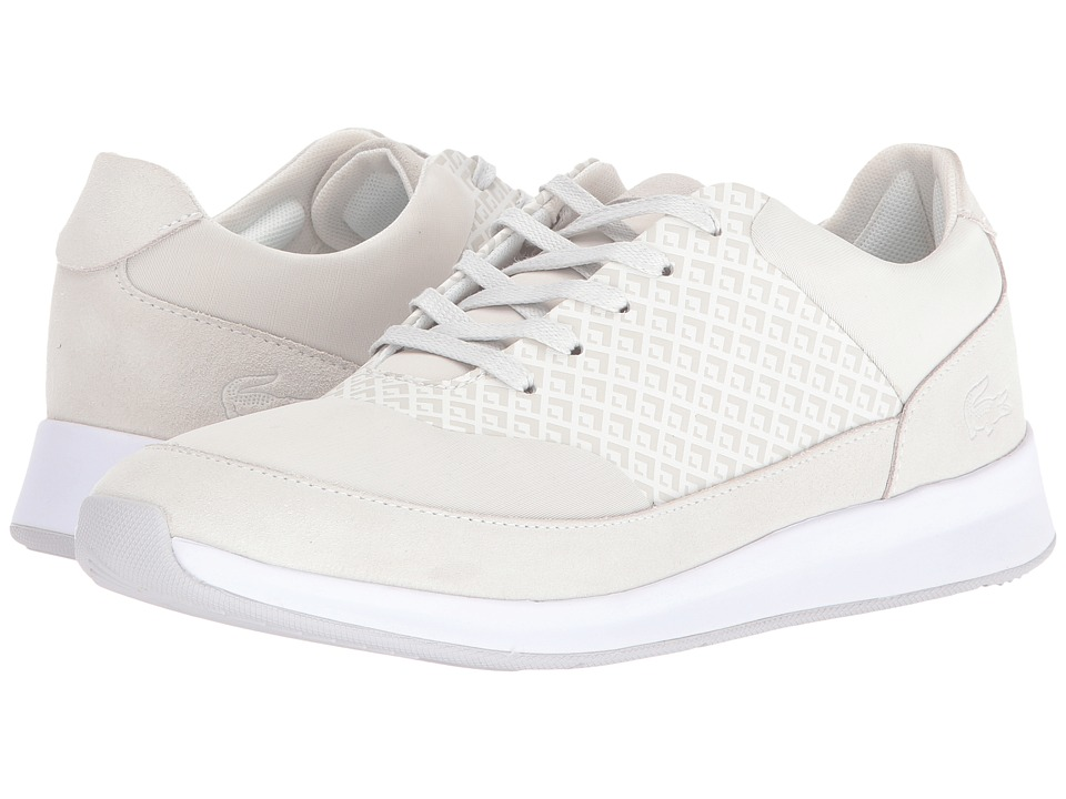 Lacoste - Joggeur Lace 416 1 (Off-White) Women's Shoes