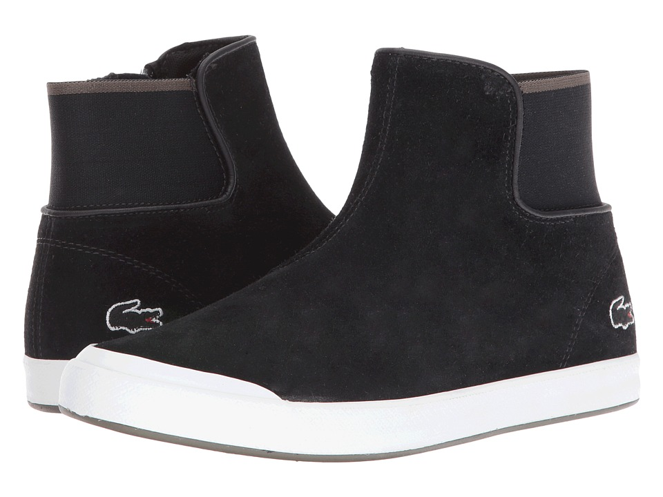 Lacoste - Lancelle Chelsea 416 1 (Black) Women's Dress Boots