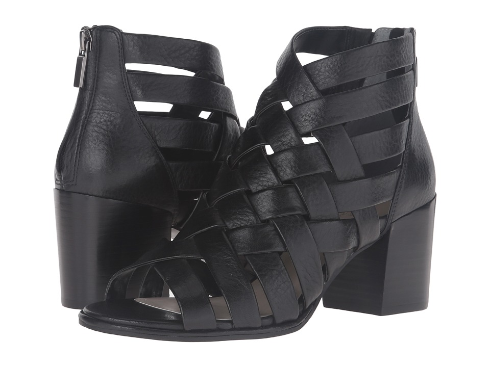 Kenneth Cole New York - Charlene (Black Leather) Women's Shoes