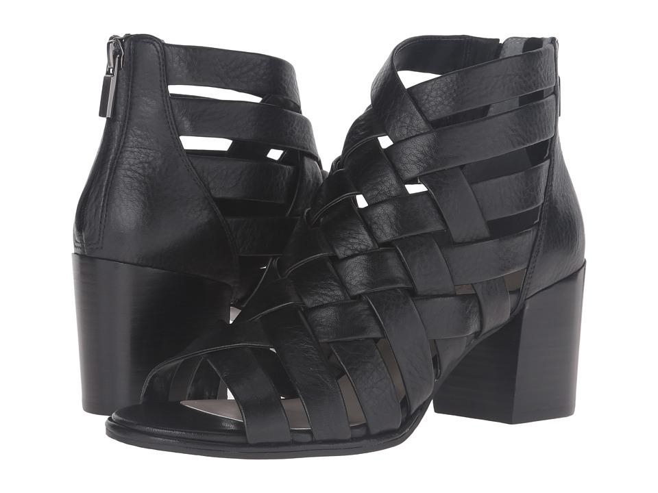 Kenneth Cole New York Charlene (Black Leather) Women