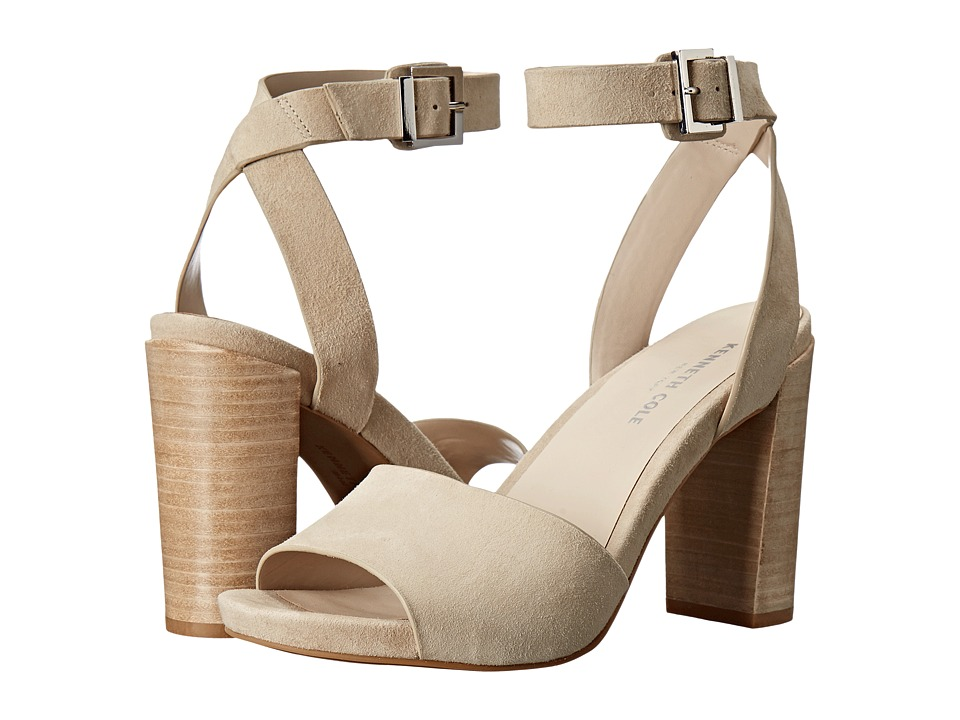 Kenneth Cole New York - Toren (Taupe Suede) High Heels
