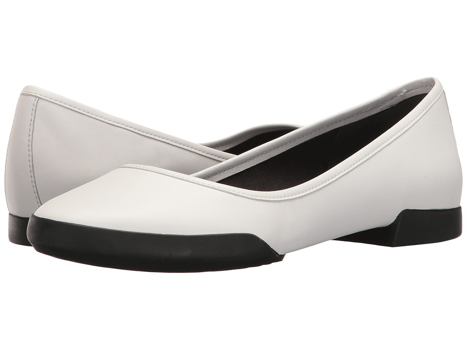 Camper - Casi Tiptap - K200425 (White) Women's Slip on Shoes