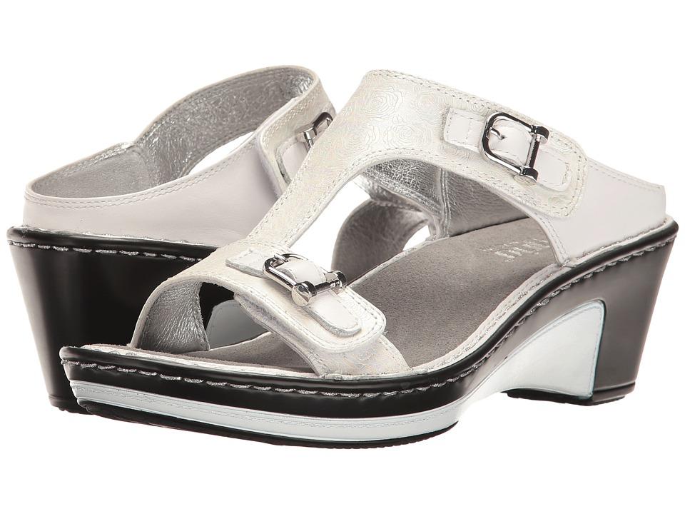 Alegria - Lara (Pearl Rose) Women's Wedge Shoes