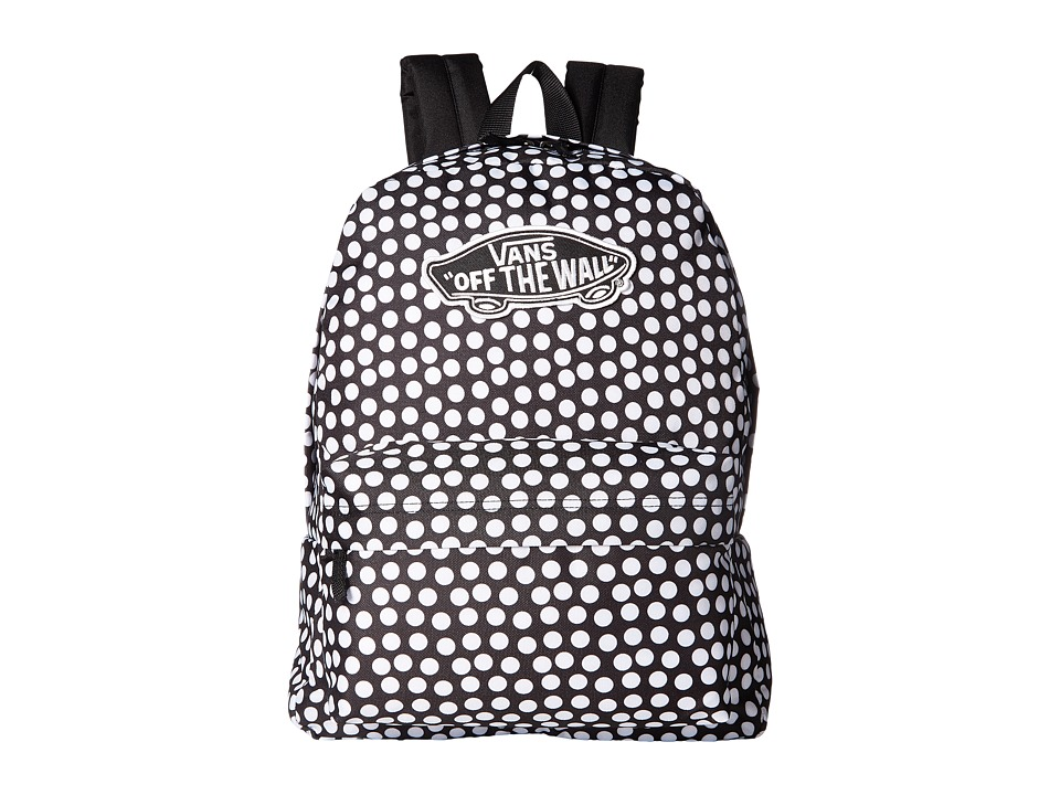 Vans - Realm Backpack (Oversize Dots) Backpack Bags