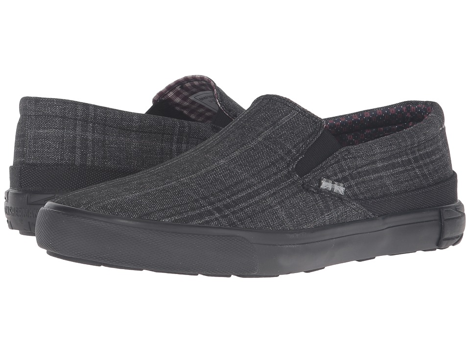 Ben Sherman - Percy Slip-On (Black) Men's Slip on Shoes