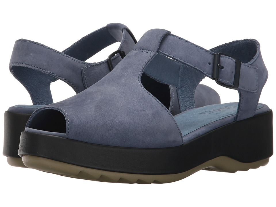 Camper - Dessa - K200083 (Medium Blue) Women's Sandals