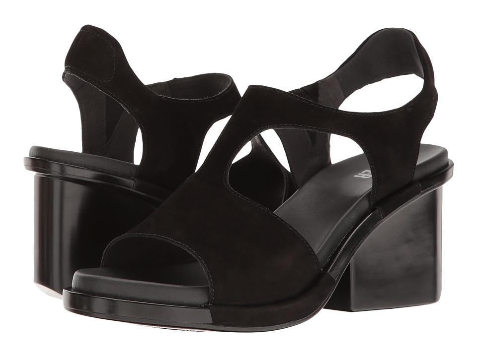 Camper - Ivy - K200419 (Black) Women's Dress Sandals