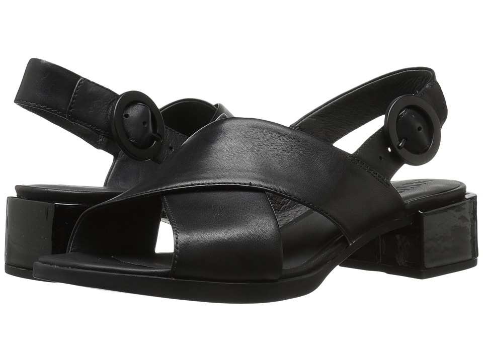 Camper - Kobo - K200327 (Black) Women's Dress Sandals