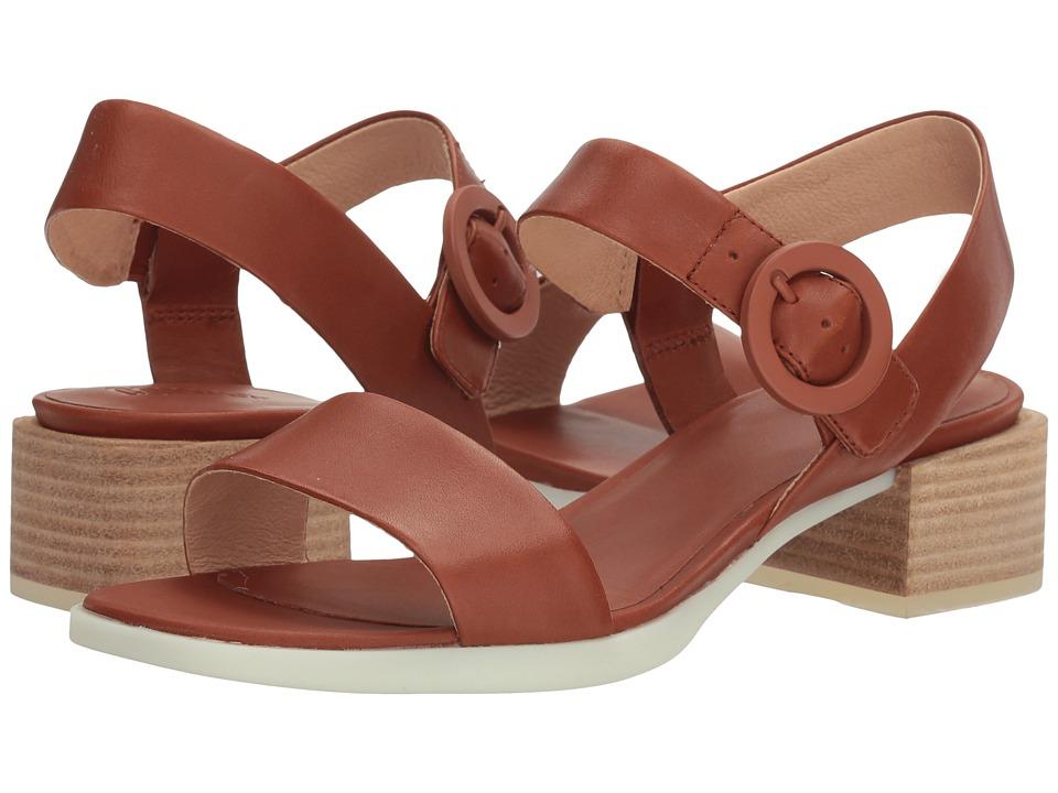 Camper - Kobo - K200342 (Medium Brown) Women's 1-2 inch heel Shoes