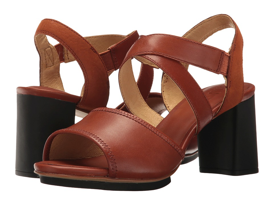 Camper - Myriam - K200340 (Medium Brown) High Heels