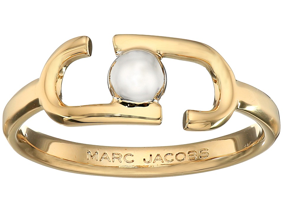 Marc Jacobs - Icon Ring (Gold Multi) Ring