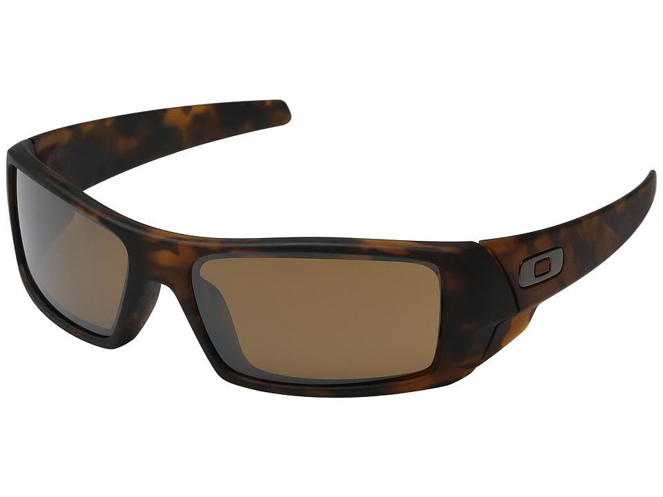 Oakley - GasCan (Granite w/ Prizm Daily Polarized) Sport Sunglasses