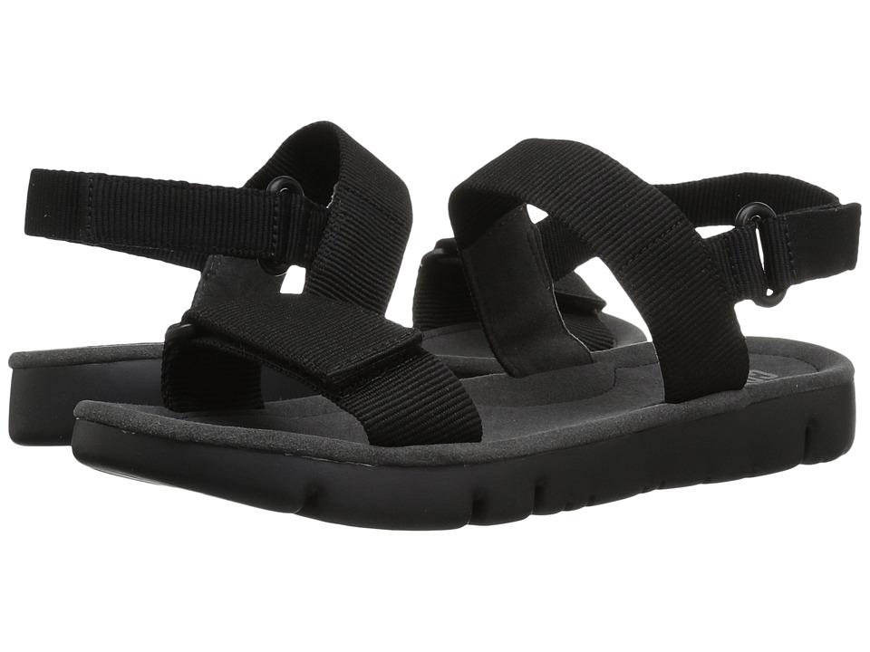 Camper - Oruga - K200355 (Black) Women's Sandals