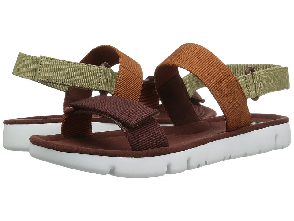 Camper - Oruga - K200355 (Multicolor) Women's Sandals