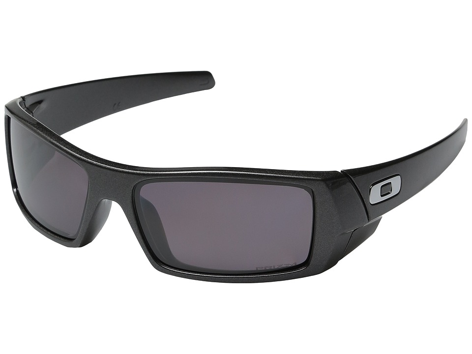 Oakley - GasCan (Granite w/ Prizm Daily Polarized) Sport Sunglasses