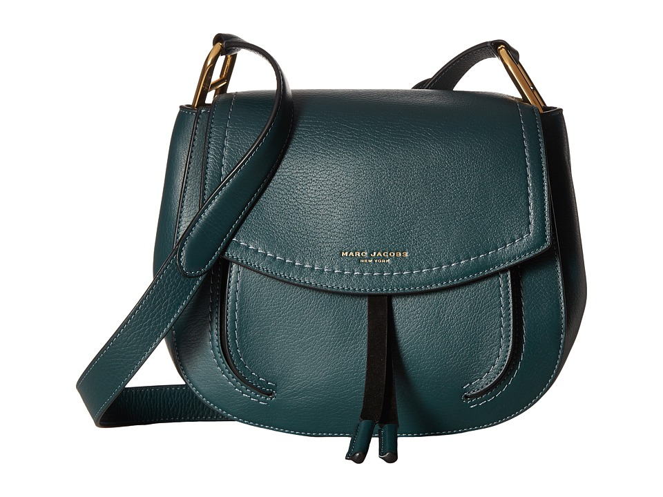 Marc Jacobs - Maverick Shoulder Bag (Cypress) Shoulder Handbags