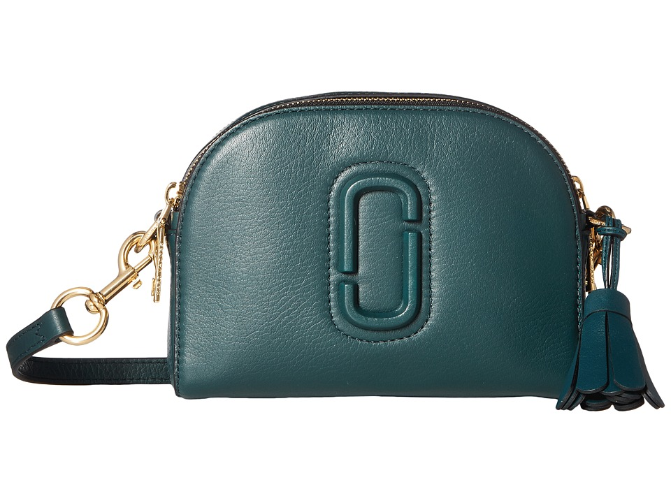 Marc Jacobs - Shutter Small Camera Bag (Cypress) Handbags