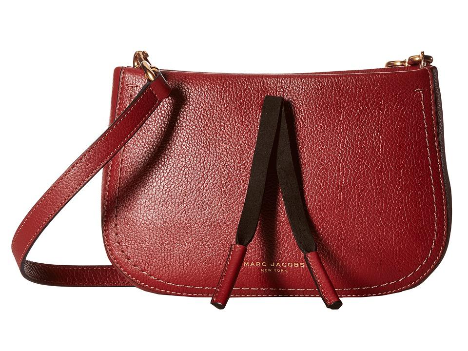 Marc Jacobs - Maverick Crossbody (Russet Brown) Cross Body Handbags