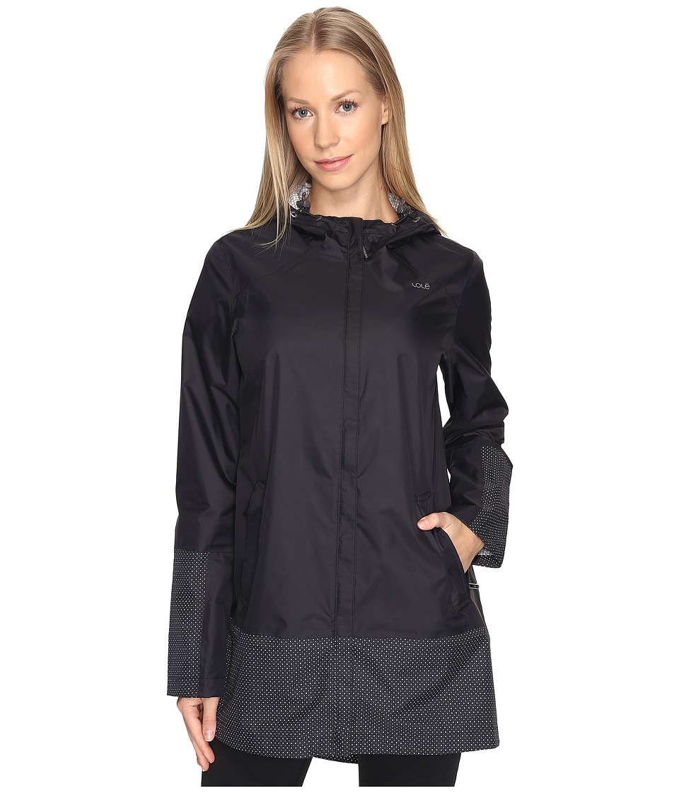 Lole - Stratus Jacket (Black 1) Women's Coat
