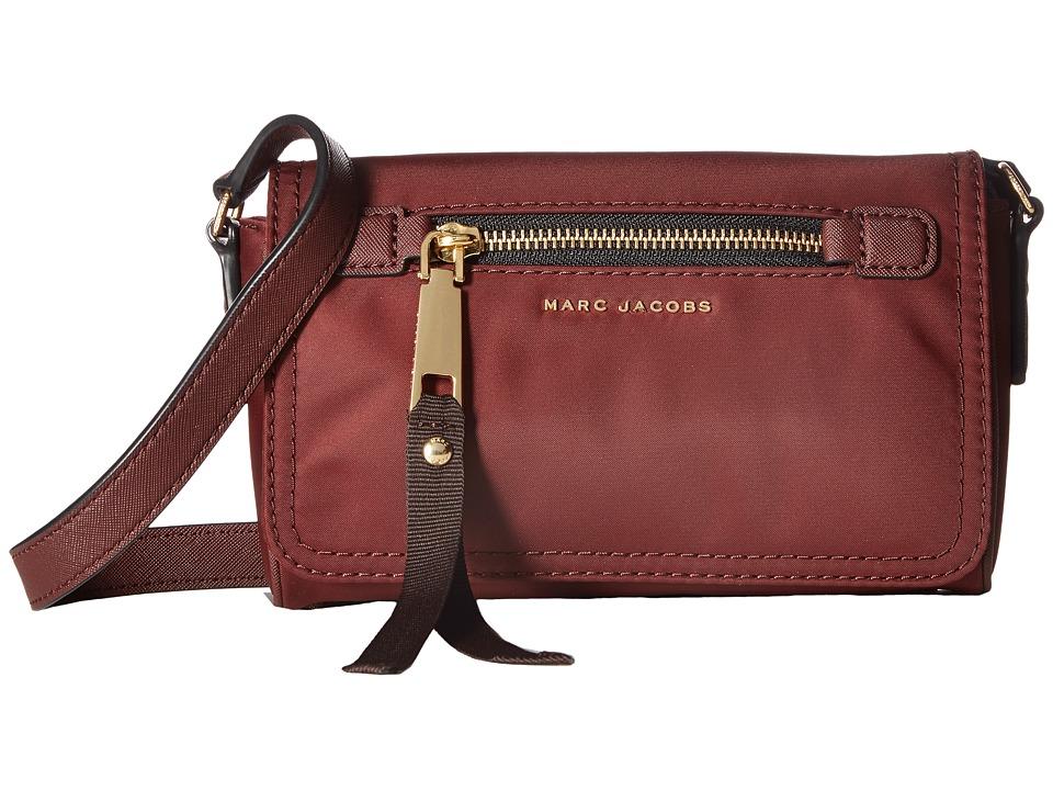 Marc Jacobs - Trooper Crossbody (Chianti) Cross Body Handbags