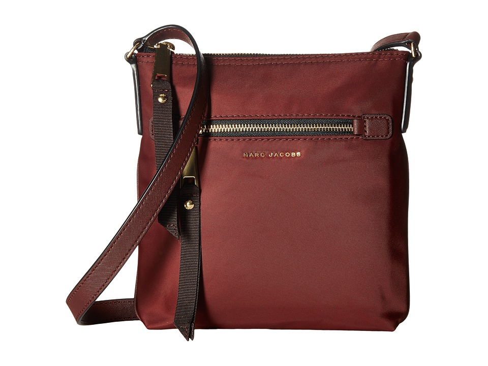 Marc Jacobs - Trooper North/South Crossbody (Chianti) Cross Body Handbags