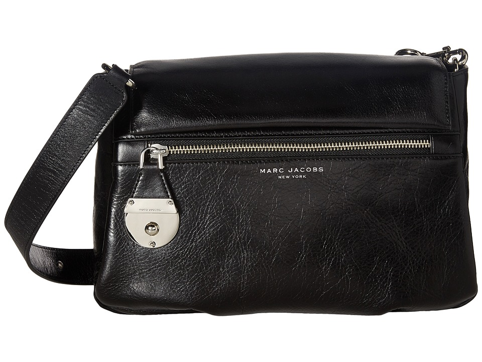 Marc Jacobs - The Standard Shoulder Bag (Black) Shoulder Handbags