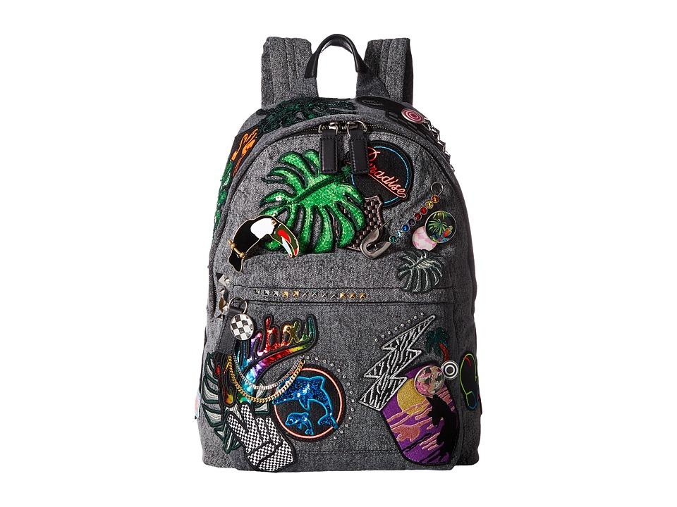 Marc Jacobs - Paradise Biker Backpack (Black) Backpack Bags