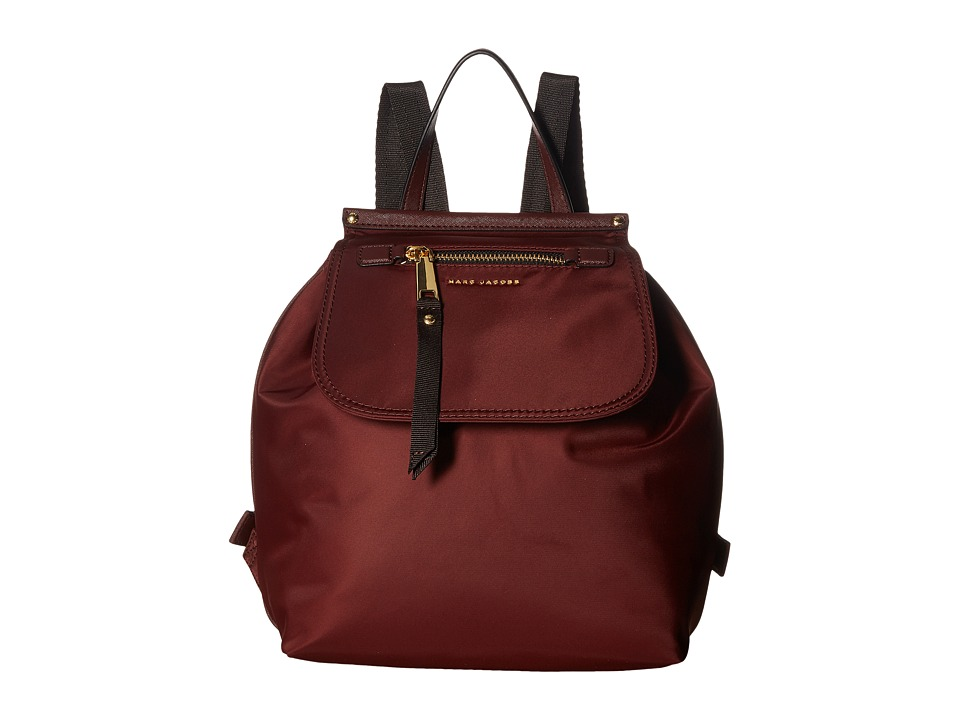 Marc Jacobs - Trooper Backpack (Chianti) Backpack Bags