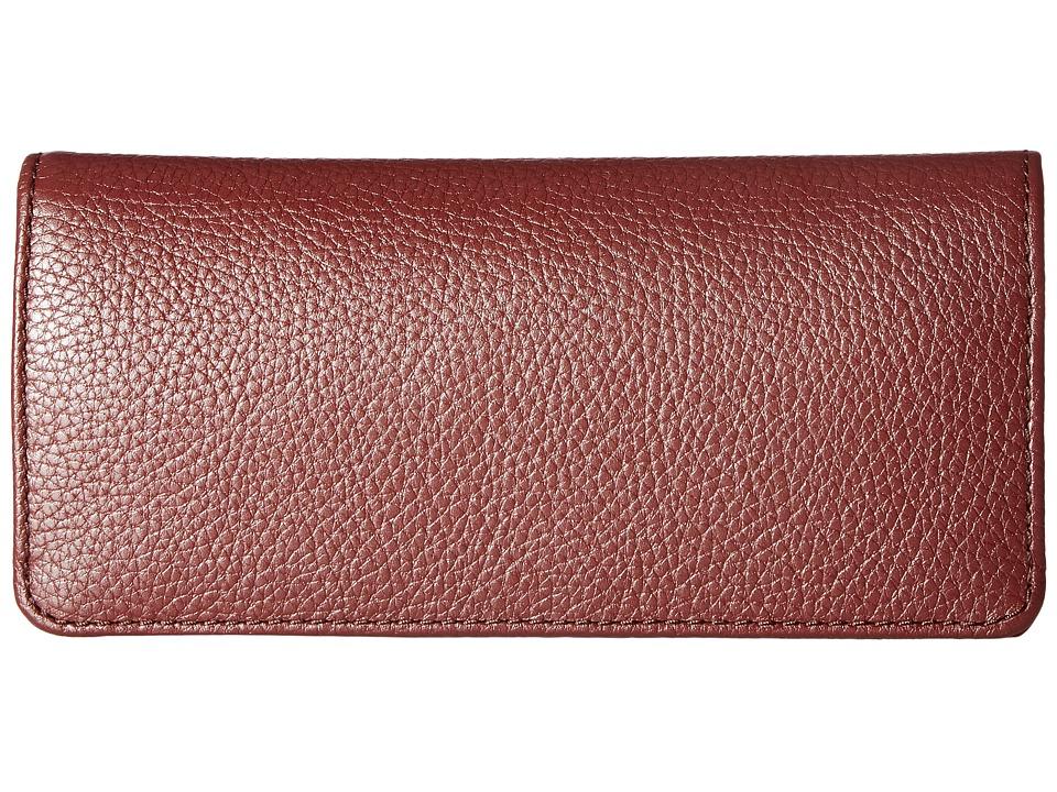 Marc Jacobs - Recruit Open Face Wallet (Chianti) Wallet Handbags