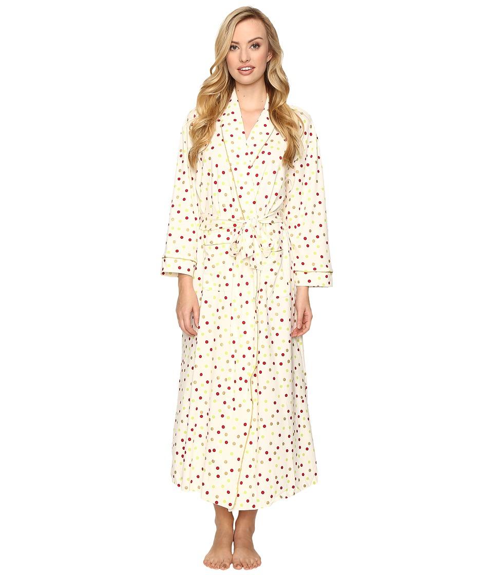 BedHead - Full Length Robe (Holiday Dot) Women's Robe