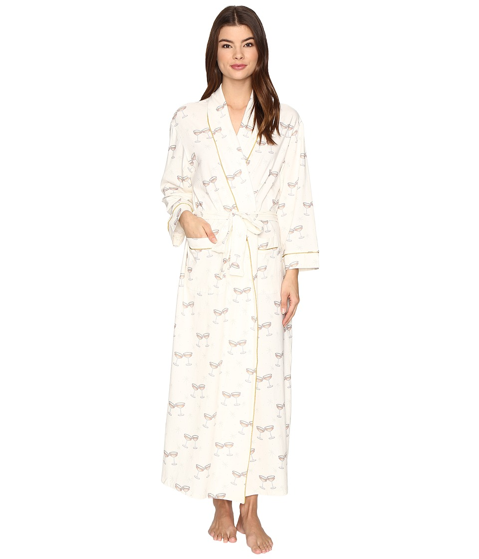 BedHead - Full Length Robe (Champagne Toast) Women's Robe