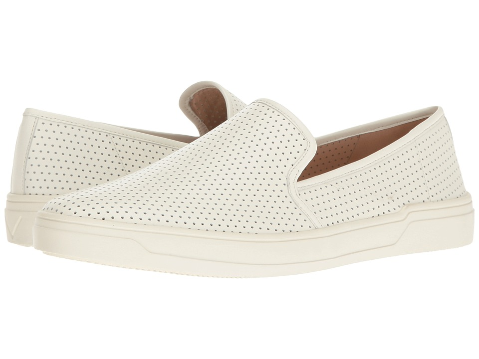 Via Spiga - Galea 5 (Milk Nappa Leather) Women's Slip on Shoes