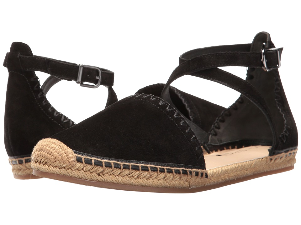 Via Spiga Bodhi (Black Suede) Women