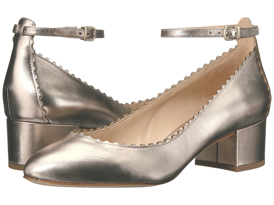 Via Spiga - Dionne (Rose Gold Metallic Nappa) High Heels