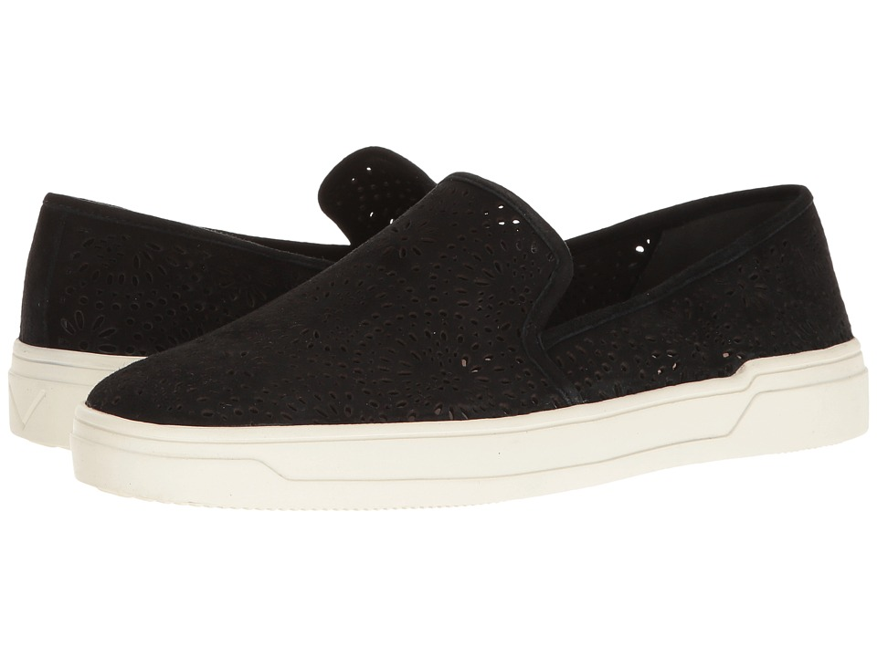 Via Spiga Gavra (Black Suede) Women
