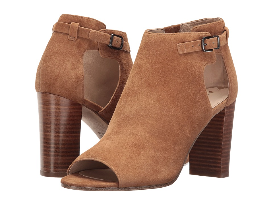 Via Spiga - Giuliana (Beech Suede) High Heels
