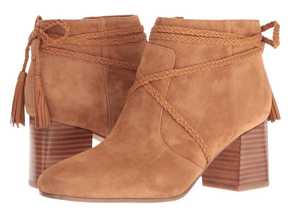 Via Spiga - Maddox (Beech Suede) Women's Boots