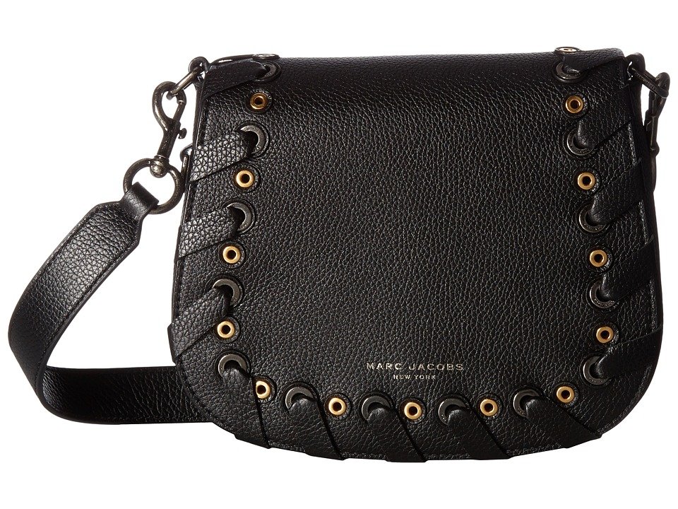 Marc Jacobs - Grommet Small Nomad (Black) Handbags