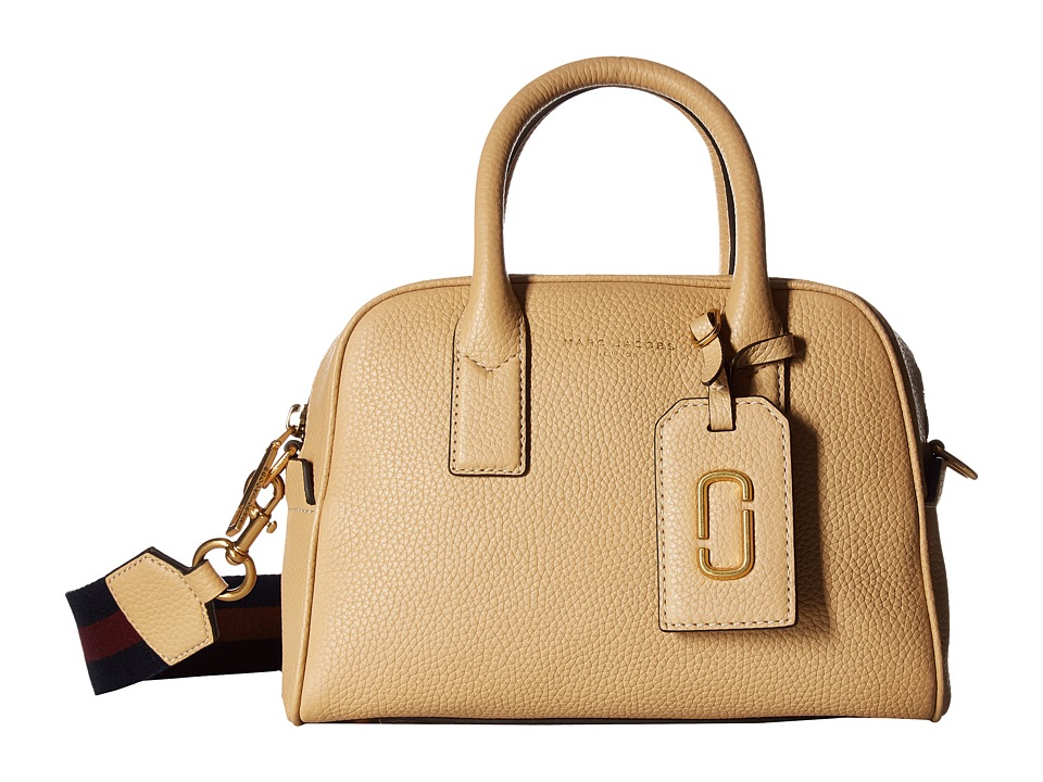 Marc Jacobs - Gotham Small Bauletto (Sand) Handbags